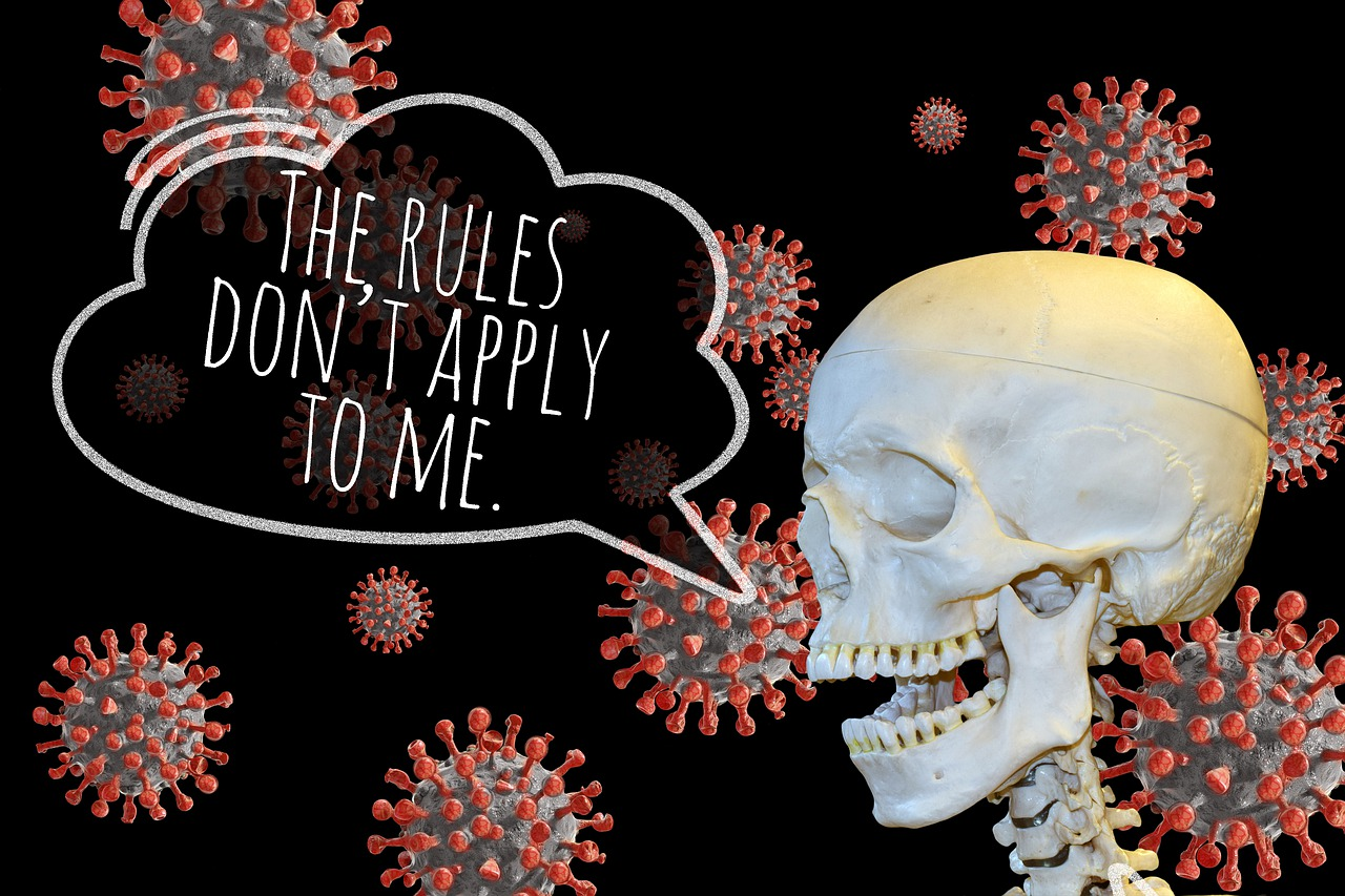 Le leggi di Murphy e la pandemia