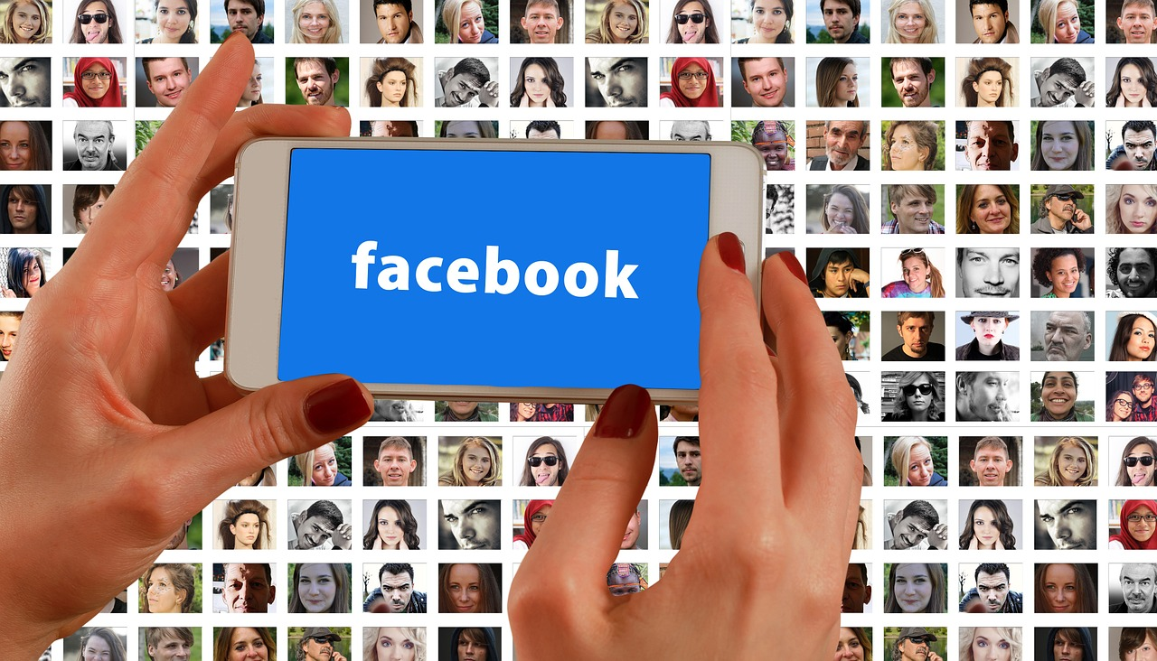 Facebook e collegati down